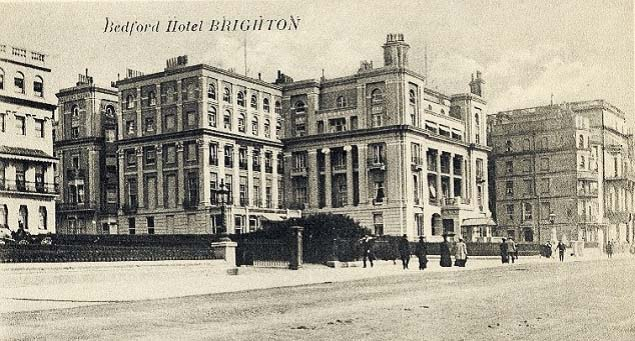 Image of the Bedford Hotel