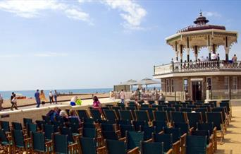 Bandstand view
