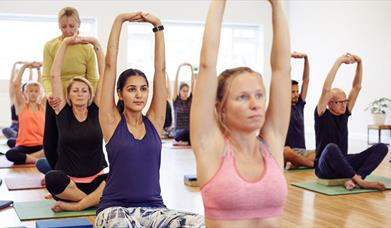 Classic Yoga Workshop with Louise Beglin