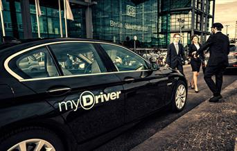 my Driver by David Ulrich