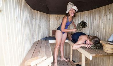 Beach Box Spa