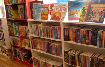 Award Winning Independent Children's Bookshop