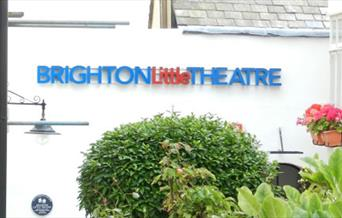 Brighton Little Theatre Logo