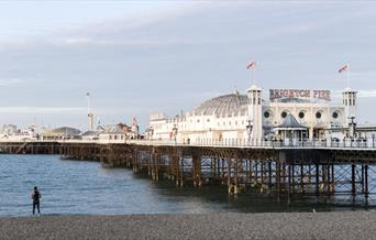 Photo of Brighton Pier taken by Adam Bronkhorst