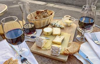 Bolney Cheese and Wine Matching Evening
