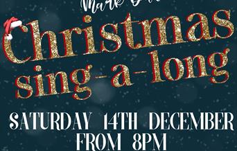 Mark Davies' Christmas Sing-a-long at The Winter Foragers
