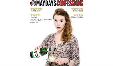 The Maydays: Confessions & Guest Improv Superstars