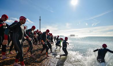 Brighton and Hove Triathlon