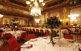 Banqueting Room Dinner Event