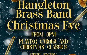 Hangleton Brass Band at The George Payne