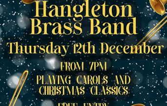 Hangleton Brass Band at The Railway Inn