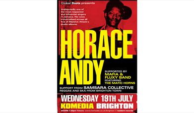 Horace Andy Live