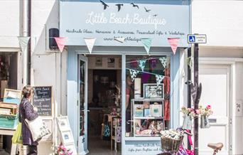 Little Beach Boutique Shop Front