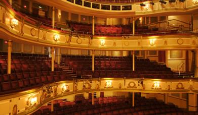 Theatre Royal auditorium
