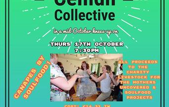 Livestock Fundraiser with Brighton Ceilidh Collective
