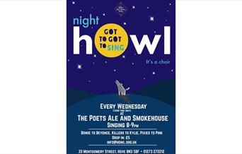 Night Howl @ The Poets