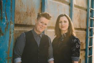 O'Hooley & Tidow 'Gentleman Jack' Tour comes to Brighton!