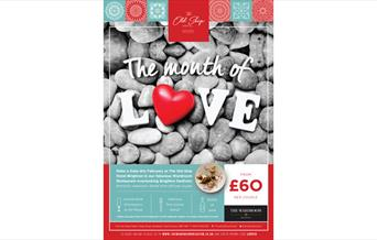 Month of Love at The Old Ship Hotel Brighton