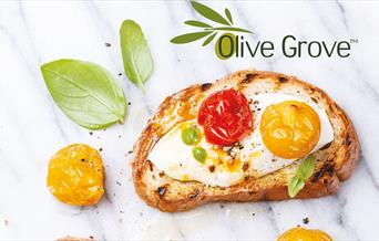 Picture of meal from Olive Grove