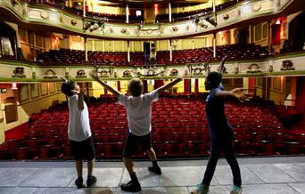 Creative Learning at Theatre Royal Brighton