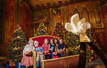 Christmas at the Royal Pavilion