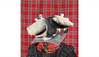 Scottish Falsetto Sock Puppet Theatre Do Shakespeare