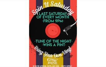 Spin It Saturday