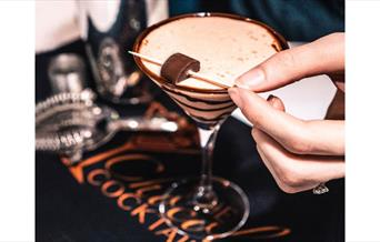 The Chocolate Cocktail Club Christmas Pop Up Brighton