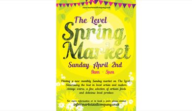 The Level Spring Market poster