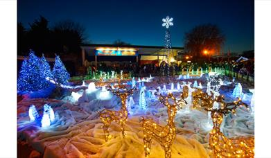 Winter Wonderland Illuminations