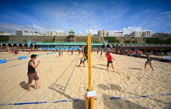 Yellowave Beach Sports Venue