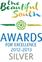 12 /13 Silver Award - Beautiful South Awards for Excellence
