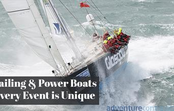 Sailing & power boats