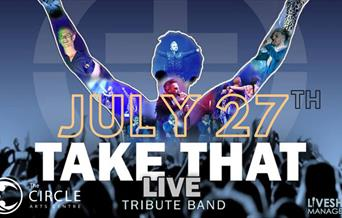 TAKE THAT LIVE TRIBUTE BAND