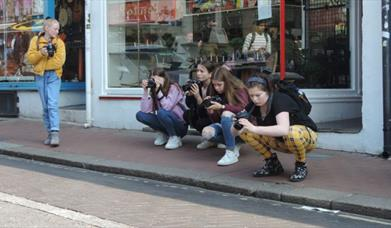 Street Photography Course for teens