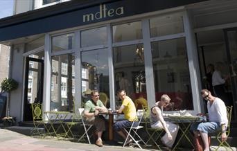 Metrodeco Tea Room Brighton